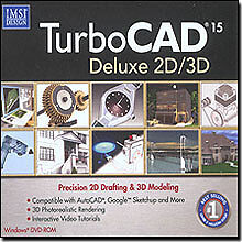 TurboCAD-Mechanical-drawing-design-AutoCAD-Autodesk-windows-vista-7-CAD-software