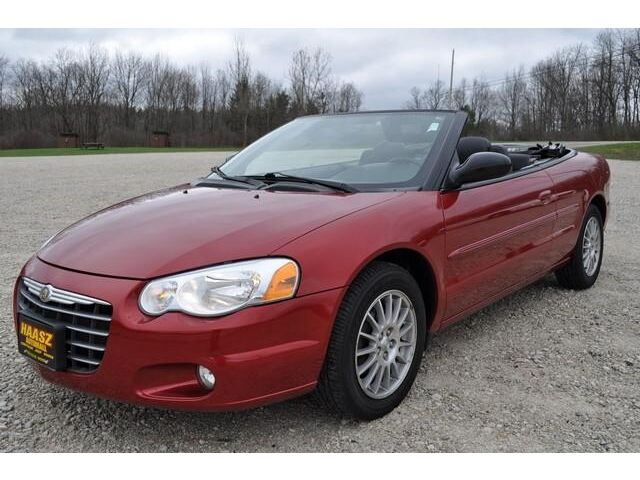 2004 2dr Con Convertible 2.7L CD 4-Wheel Disc Brakes