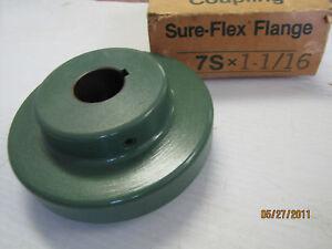 TB-Woods-7S-1-1-16-Sure-Flex-Coupling-Flange-7S-X-1-1-16-7S1116