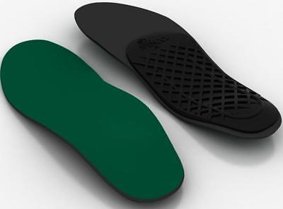 0 Spenco Full Orthotic Arch Support Insoles Inserts Shoe Size Women 3 3/5 4 4/5