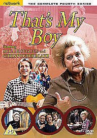 That's My Boy - Series 4 - Complete (DVD, 2011)