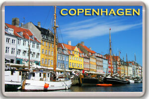 COPENHAGEN-FRIDGE-MAGNET-SOUVENIR-IMAN-NEVERA