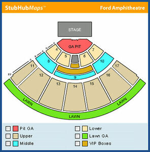 Dave Matthews Band Tickets 07/16/14 (Tampa)