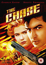 The-Chase-DVD-Charlie-Sheen-Kristy-Swanson-REGION-1-NSTC