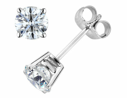 Your Guide to Choosing the Right Size Diamond Studs