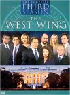 The West Wing - The Complete Third Season (DVD, 2004, 4-Disc Set) (DVD, 2004)