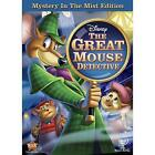 The Adventures of the Great Mouse Detective (DVD, 2010, Mystery in the Mist Edition)