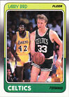 Fleer Larry Bird Set Basketball Trading Cards