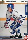 Teemu Selanne Hockey Trading Cards Lot