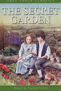 The-Secret-Garden-Fast-Track-Classics-Frances-Hodgson-Burnett-Book