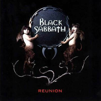 BLACK SABBATH Reunion 2CD Double Live 1997 BRAND NEW