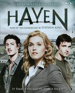 Haven: Season 1 [Blu-ray] New DVD! Ships Fast!