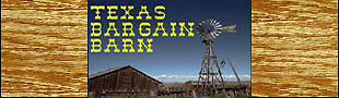 Texas Bargain Barn