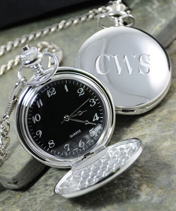 Your Guide to Buying a Men's Pocket Watch