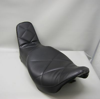 Honda Vt500c Seat Cover Shadow 500 Vt500 1985 1986 In 25 Colors & Patterns (e)