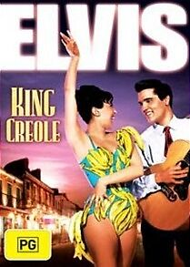 King-Creole-DVD-New-Sealed-Elvis-Presley-Free-Local-Shipping
