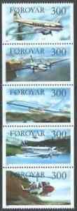 Denmark Faroe 1985 Mi 125-29 Zd ** Aircraft Samoloty Plane - <span itemprop=availableAtOrFrom> Dabrowa, Polska</span> - Denmark Faroe 1985 Mi 125-29 Zd ** Aircraft Samoloty Plane -  Dabrowa, Polska