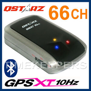 Qstarz BT-Q818XT 10Hz 66 Ch Fast Bluetooth GPS Receiver