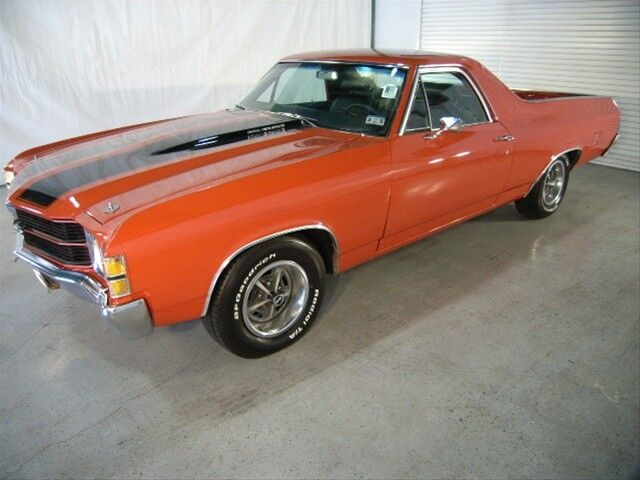 1972 Chevrolet El Camino low mileage