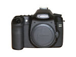 Canon EOS 50D 15.1 MP Digital SLR Camera - Black (Body Only)