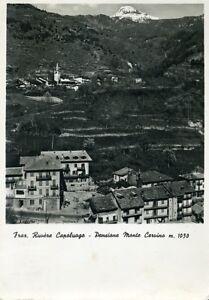 034-FRAZ-RUVERE-CAPOLUOGO-Pensione-Monte-Cervino-AO-034-Viaggiata-Anno-1958