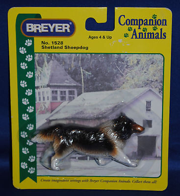 Breyer Shetland Sheepdog Dog 2004 06 Rare Look   Nib Companion Animal