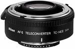 Nikon  Nikkor TC-14E II  Lens