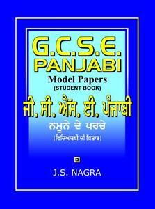 GCSE-Panjabi-Model-Papers-Student-Book-by-J-S-Nagra-Paperback-2011