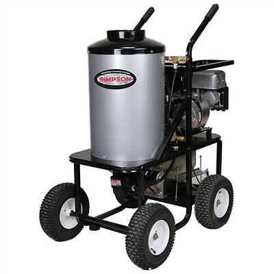 Pressure Washers: Keeping Them Firing at Full Capacity