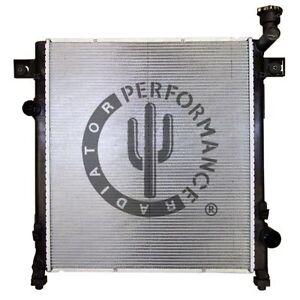 2011 2012 jeep liberty new radiator limited sport 3 7 liter engine l6. Black Bedroom Furniture Sets. Home Design Ideas