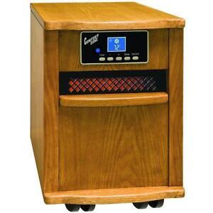 Comfort Zone Infrared Heater 75877251282 Ebay