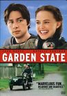 Garden State (DVD, 2009, Wedding Faceplate)
