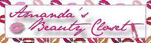 Amanda's Beauty Closet