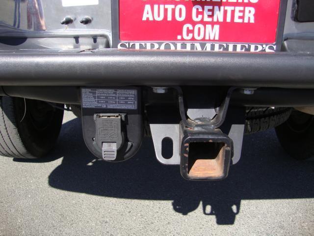 SLT Crew Cab 6.0L Rear Wheel Drive Front Tow Hooks