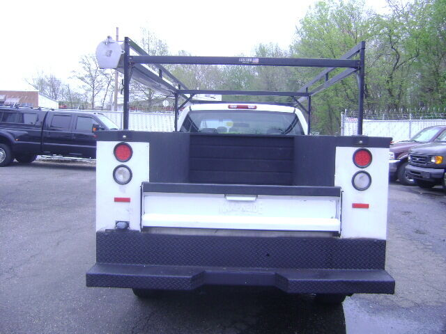 SERVICE UTILITY SERVICE BED ROOF RACK EXTRA CAB 4X4