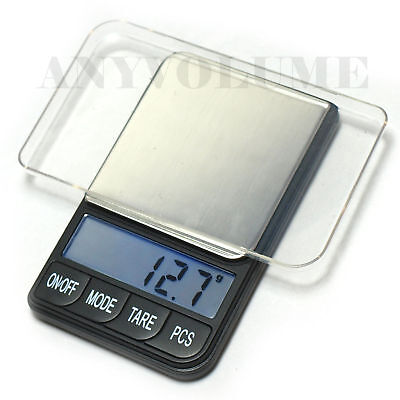 1000g x 0.1g Digital Pocket Scale BP-N Portable Jewelry Scale with Counting
