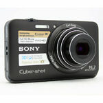 Sony Cyber-shot DSC-WX9 16.2 MP Digital Camera - Black