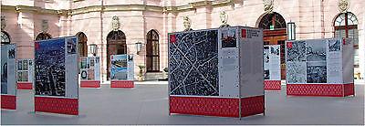 Ausstellungssysteme und Messesystem