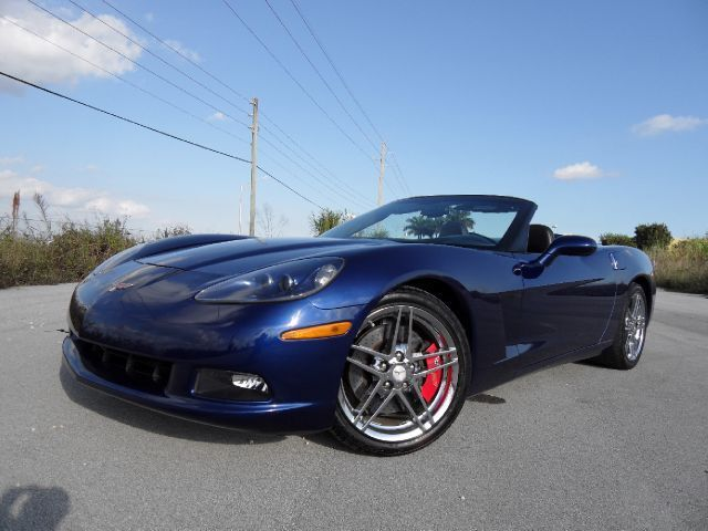 listing expired 2005 blue corvette convertible for sale miami florida dealer. Black Bedroom Furniture Sets. Home Design Ideas