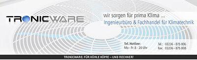 Tronicware GmbH Klima Fachbetrieb