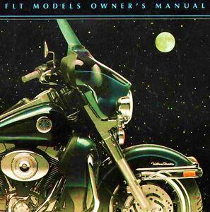 Harley Davidson Flhtcui Owners Manual