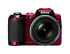 Nikon Coolpix L120 14.1 MP Digital Camera - Red