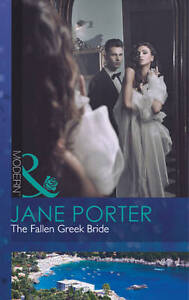 Very Good, The Fallen Greek Bride (The Disgraced Copelands, Book 1) (Mills & Boo