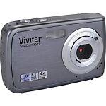 Vivitar ViviCam 7022 7.1 MP Digital Camera - Graphite