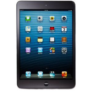 Apple iPad mini 1st Gen  64GB, Wi-Fi, 7 9in - Black & Slate
