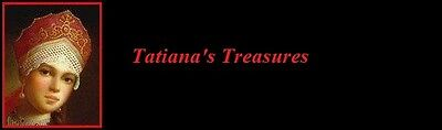 TATIANA'S TREASURES