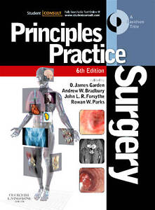 Principles and Practice of Surgery: With STUDENT CONSULT Online-ExLibrary