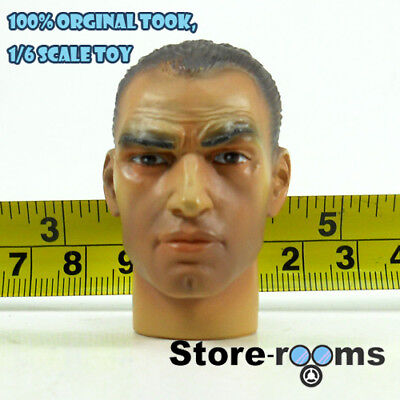 TC15-04 BD01-14 1/6 Action Figure - Head on Rummage