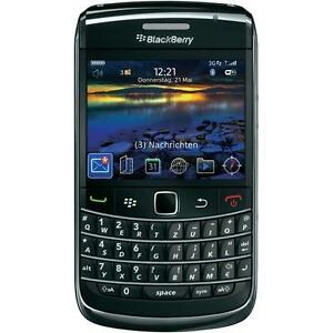 BlackBerry  Bold 9700 - Black Smartphone