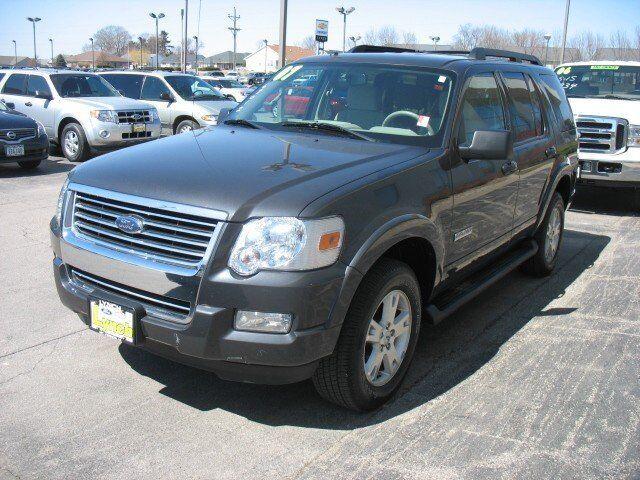 XLT SUV 4.0L CD 4X4 automatic transmission 3rd Seat A/C